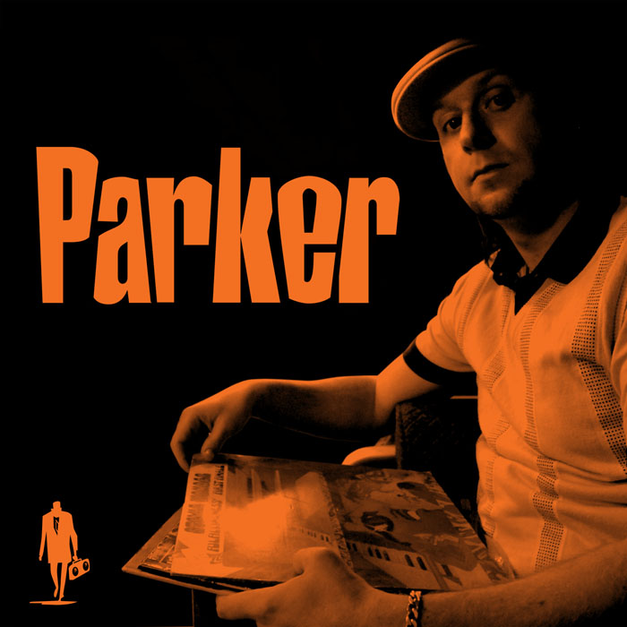 DJ parker logo